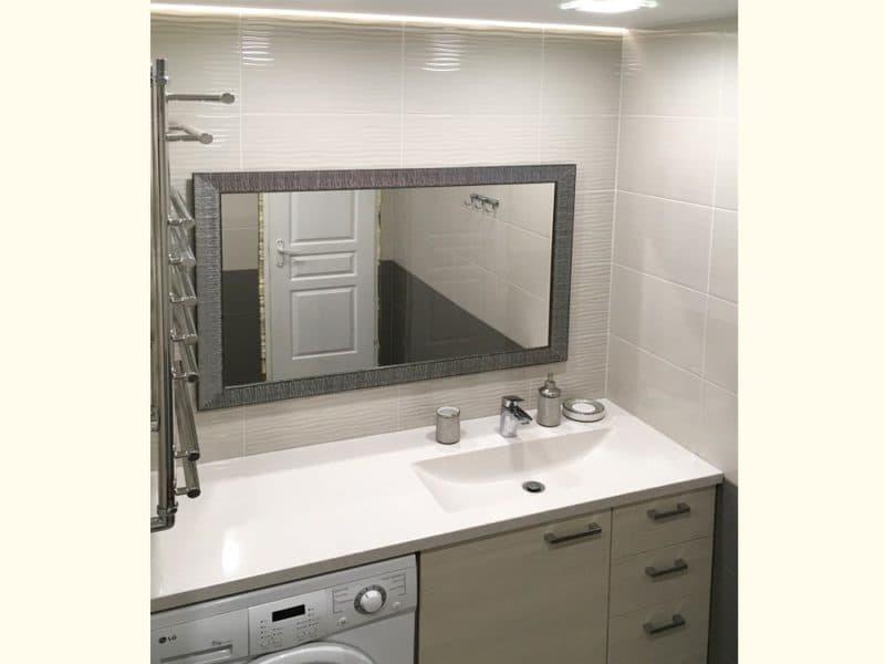 Ремонт в ванной комнате по адресу...